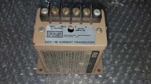 transductor de corriente ccc-1b de 0 a 5a power industrial
