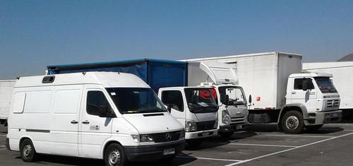 transerv. transporte de carga y distribución, experiencia