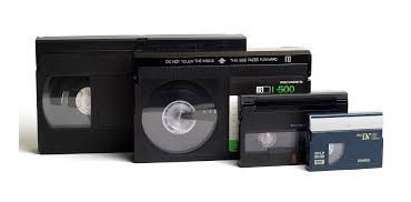 transfer de video cintas y dvd a digital