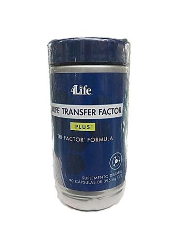 transfer factor plus 395 mg  90 cáps 4life