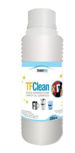 transfer laser kit limpeza- tfclean lemone removick transfix