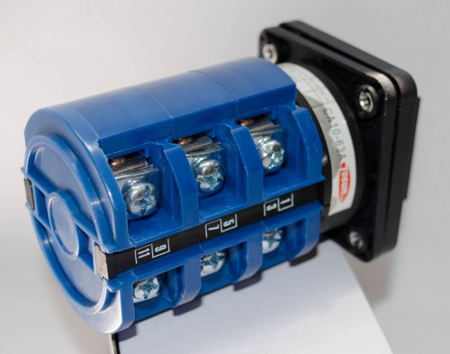 transfer switch manual 63amp para planta electrica