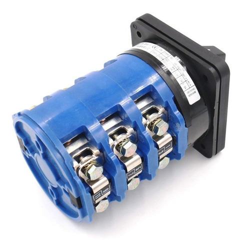 transfer switch manual selector 125 amp660v planta eléctrica