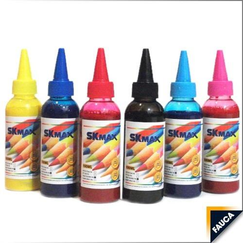 transfer tintas botella de 100ml suministros fauca