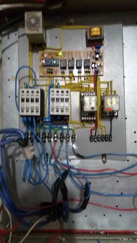 transferencia automática con encendido y apagado de planta
