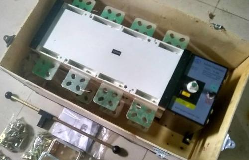 transferencia automática de 1000 amps