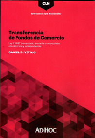 Ley 11867 fondo de comercio argentina pdf