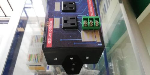 transferencia electrica automática solar 110v 3000w cimyr
