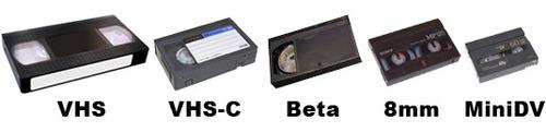 transferencia vhs, mini-dv, hi-8, lp,casete y más a dvd/cd