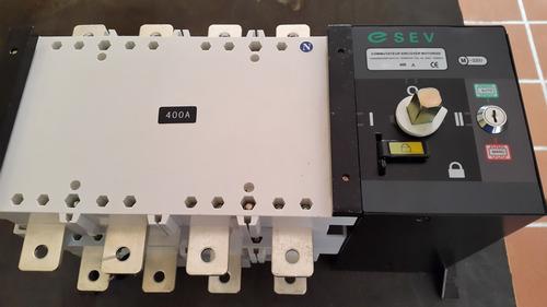 transferencias automatica y manual 100 amp - 2000 amp ats