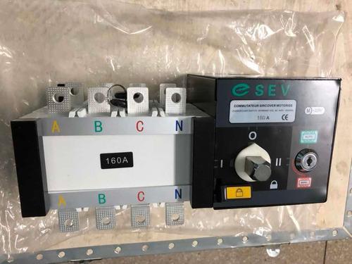 transferencias automáticas para plantas eléctricas (ats).