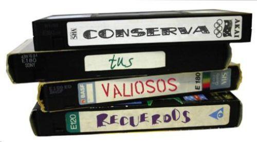 transferencias de video y conversion a .avi  y .mov