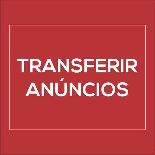 transferir anúncios entre conta mercado livre
