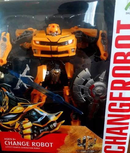 transfomer optimus prime robot juguete camion +envio  oferta