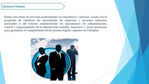 transforma tu negocio con información financiera de calidad