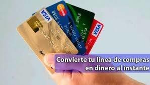 transforma tu tarjeta de crédito a efectivo