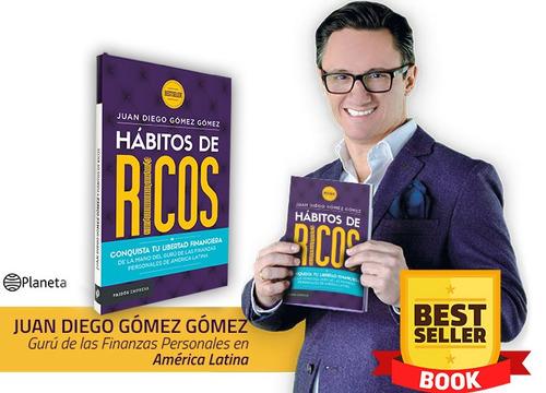 transforma tu vida, hábitos de ricos, ingresos pasivos