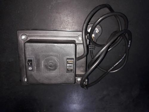 transformador 110 /220 work  2 meses uso