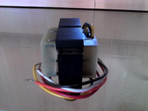 transformador 120,208,240/24 voltios40watios a/acond.