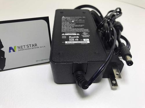 transformador 12v 4a para dvr camara monitor cinta led
