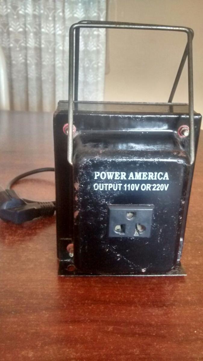 Transformador 220 a 110 voltios 1 000 watts s 120 00 en - Transformador 220 a 110 ...