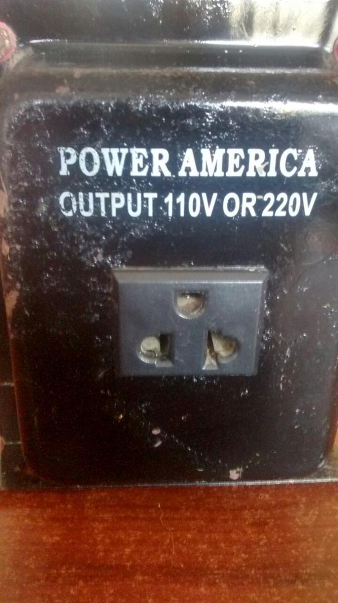Transformador 220 a 110 voltios 1 000 watts s 130 00 en - Transformador 220 a 110 ...