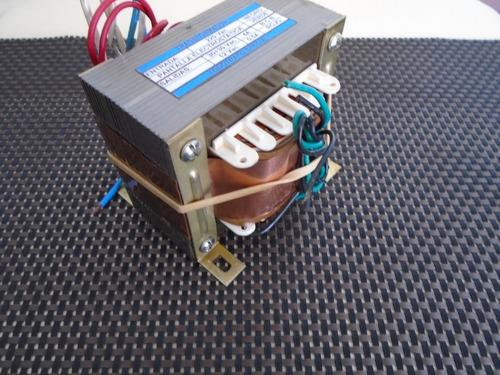 transformador 30+30 v 4 a para modulo audioproject 100 watts y otros usos