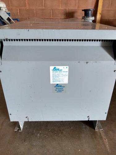 transformador 30 kva seco 480-240120 tr-e76