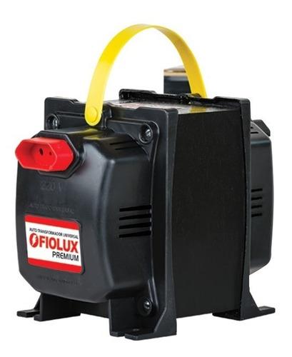 transformador 3000va fiolux premium 3 pinos tripolar bivolt