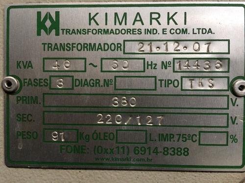 transformador 360-220v