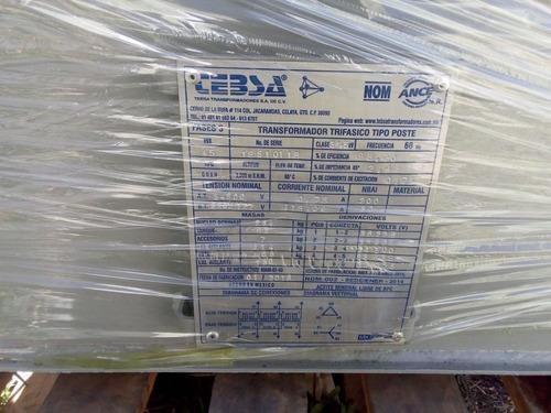 transformador 45 kva oferta nuevo