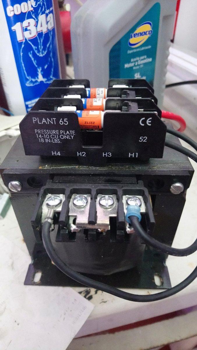 Transformador 480 220 a 110 120 500va bs en - Transformador 220 a 110 ...