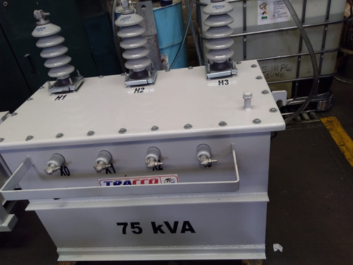 transformador 75 kva  tipo poste