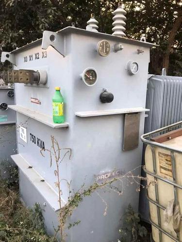 transformador 750 kva