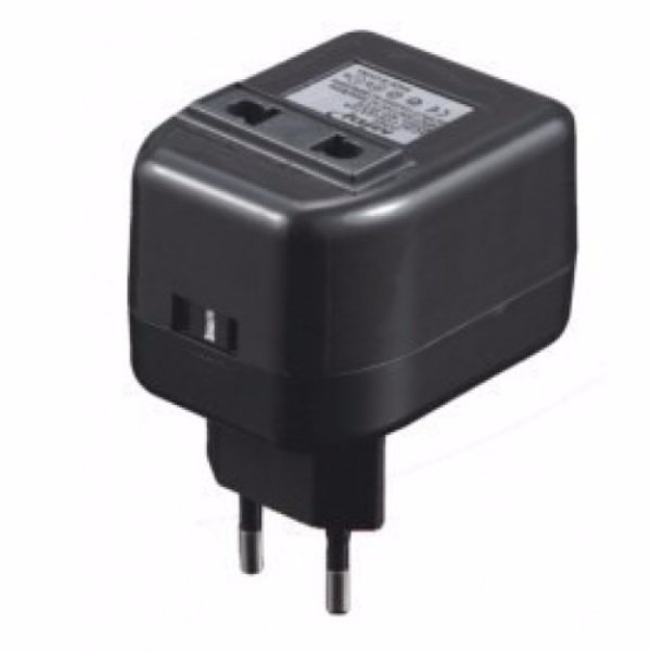 Transformador adaptador bivolt conversor 110v 220v 50 - Transformador 220 a 110 ...