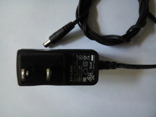 transformador adaptador de corriente tp-link 9v 0.6a