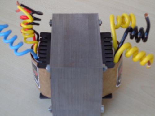 transformador carregador de baterias 14v + 14v  50amperes