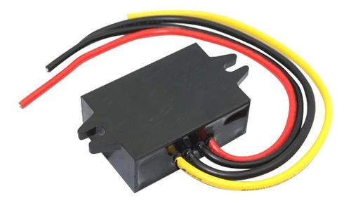 transformador conversor convertidor 12-24v a 5v 3a - enertik