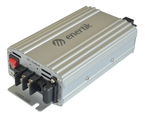 transformador conversor convertidor 24v a 12v - 17a enertik