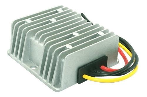 transformador conversor convertidor 48v a 24v 10a - enertik