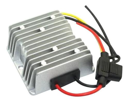 transformador conversor convertidor aislado 48v a 12v 10a