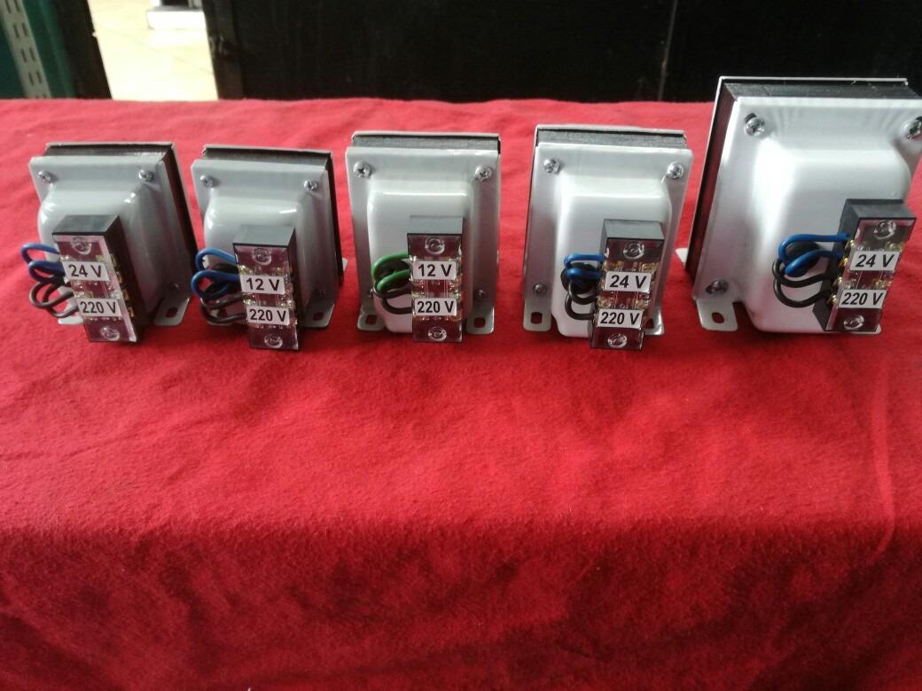 Transformador de 2 amp 220 12v y 220 24v corriente alterna - Transformador 220 a 12v ...