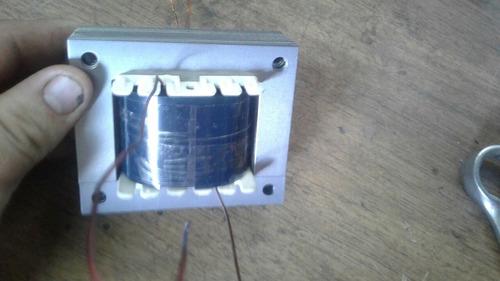 transformador de alta tension para pastores eléctricos.