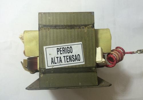 transformador de alta voltagem para microondas 110v