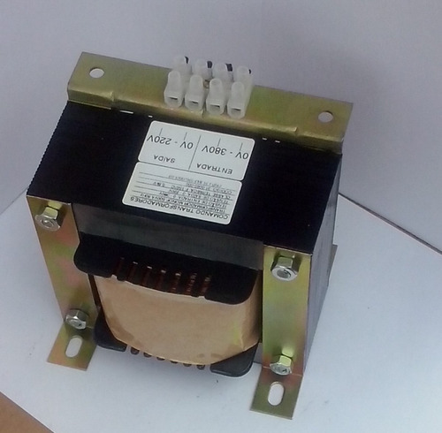 transformador  de comando isolador  700va