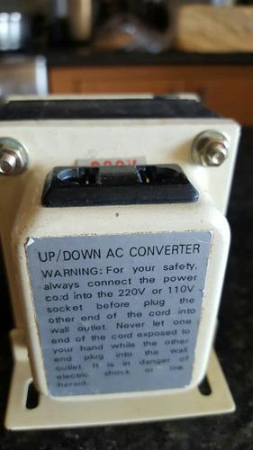 transformador de corriente
