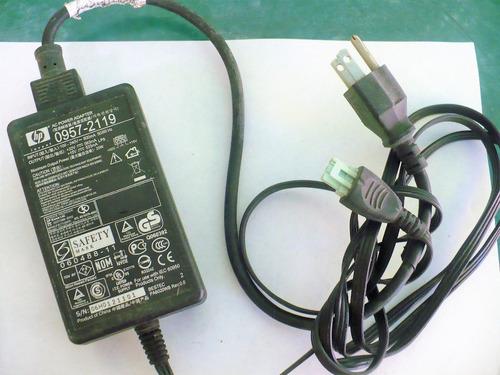 transformador de corriente para impresora hp punta verde