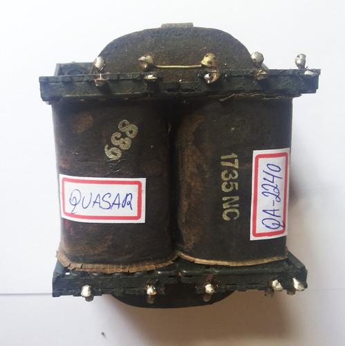 transformador de força amplificador quasar qa-2240 original