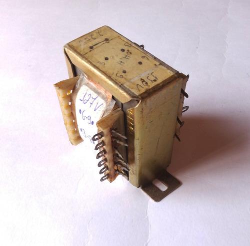 transformador de força do tape deck sony tc fx 33bs original