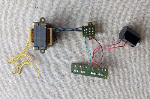 transformador de força original toca discos gradiente tt-575